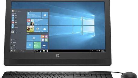 HP ProOne 400G2 AiO, černá - X3K62EA