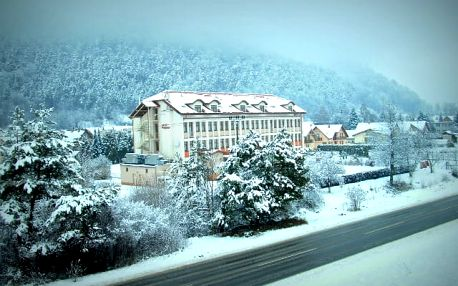 Hotel Podhradie***, Pohoda v útulném 3* hotelu pod Považským hradem