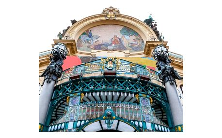 Vstupenka na silvestrovský galakoncert v podání Bohemian Symphony Orchestra Prague.