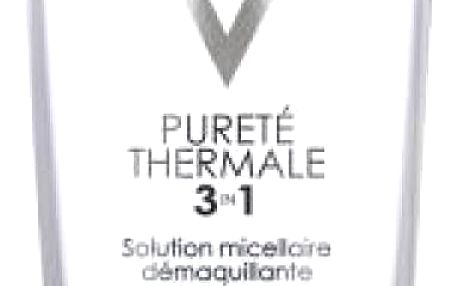 Vichy Purete Thermale Micelární voda 3v1 200 ml