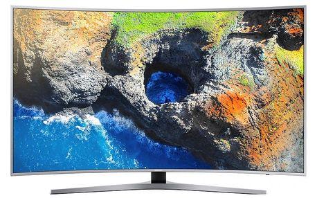 Samsung UE55MU6502 - 138cm - UE55MU6502UXXH + Klávesnice Microsoft v ceně 1000 kč