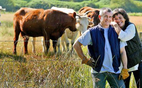 Zážitkový pobyt s farmařením a jízdou na koni