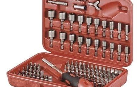 Bit-set 113 ks z kvalitní nástrojové oceli S2 - 4040849771194