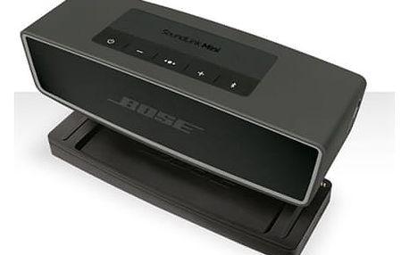 Přenosný reproduktor Bose SoundLink Mini II černý