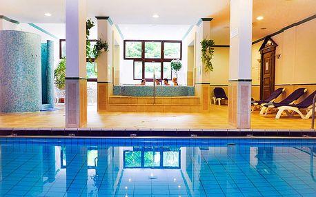Za jedinečností: historická Šoproň v 3* hotelu s polopenzí a neomezeným wellness a fitness