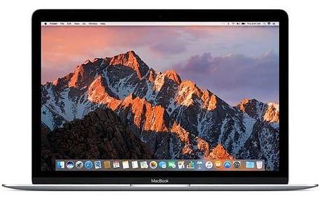 Notebook Apple Macbook 12'' 512 GB - silver (MNYJ2CZ/A) Software F-Secure SAFE 6 měsíců pro 3 zařízení (zdarma) + Doprava zdarma