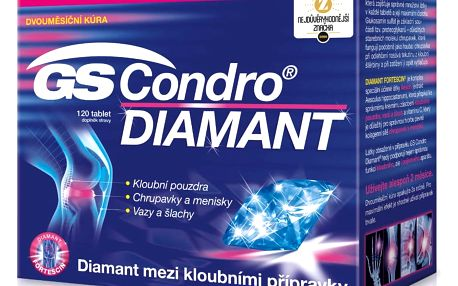 GS Condro Diamant 120 tbl.
