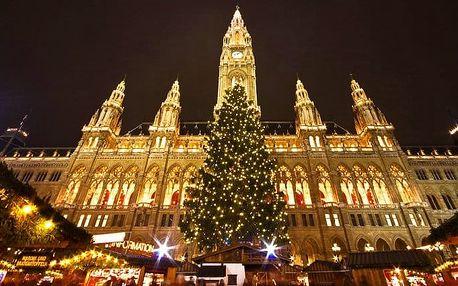 Celodenní zájezd pro 1 na adventní trhy do Vídně