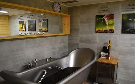 Přísadové koupele Rašelinová koupel lázeň s přísadami