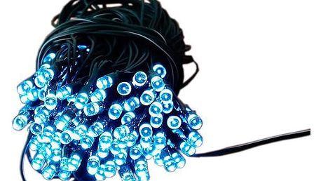 Zahradní světelný řetěz Garth - 100x LED dioda studená bílá