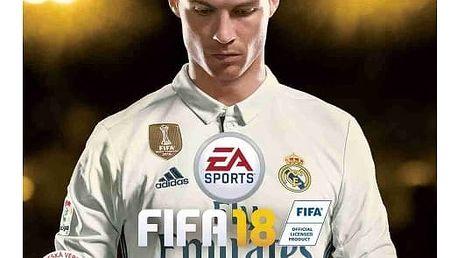 Hra EA FIFA 18 (Ronaldo Edition) (EAX320612)