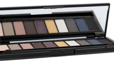 L´Oréal Paris Color Riche La Palette Ombrée 7 g oční stín pro ženy Smoky