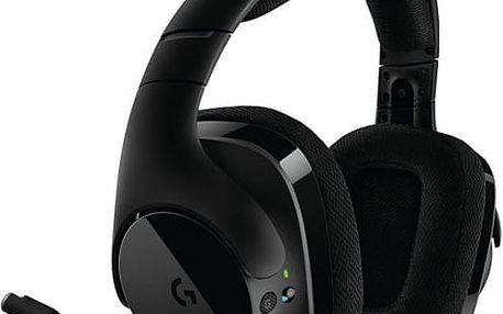 Headset Logitech G533 Wireless (981-000634) černý