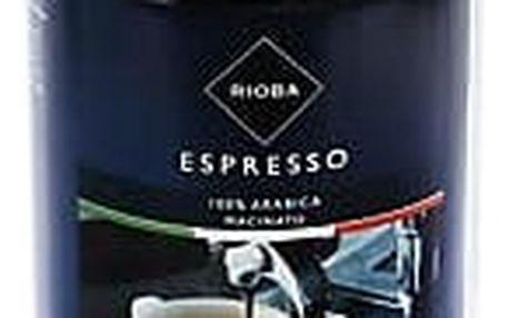 Rioba Platinum mletá káva 250g