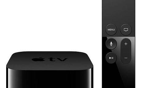 Multimediální centrum Apple TV 32GB (MGY52SP/A) černý + Doprava zdarma