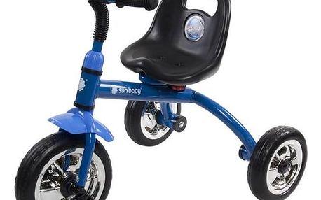 Tříkolka Sun Baby Ridy modrá + Doprava zdarma
