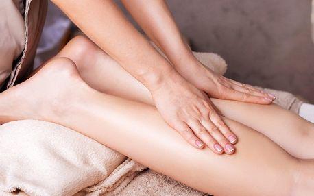 Dejte si detox: hodinová ruční lymfatická masáž