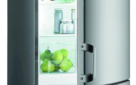 Kombinovaná chladnička Gorenje RK 61620 X, nerez