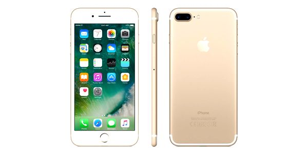 Mobilní telefon Apple iPhone 7 Plus 128 GB - Gold (MN4Q2CN/A) + DOPRAVA ZDARMA5