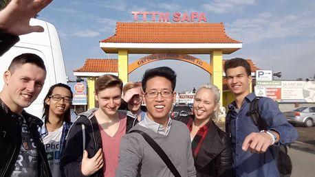 Ochutnej Vietnam v Praze Sapatrip včetně oběd a dezert