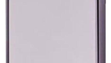 EPICO pružný plastový kryt pro iPhone 5/5S/SE BRIGHT - šedá - 1110101900003