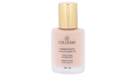 Collistar Perfect Wear Foundation SPF10 30 ml makeup pro ženy 0 Cameo
