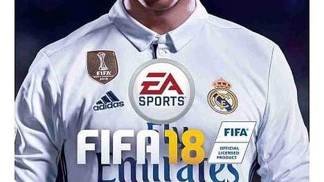 Hra EA FIFA 18 (EAPC01798)
