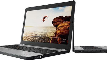 Lenovo ThinkPad E570, černo-stříbrná - 20H500BCMC
