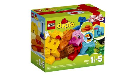 LEGO® DUPLO® 10853 Kreativní box pro stavitele