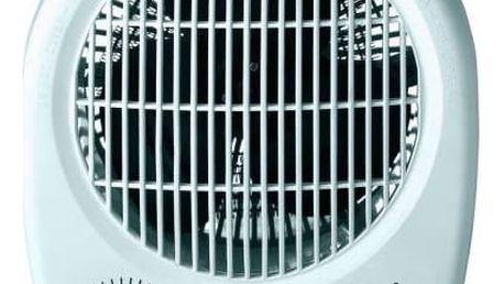 Teplovzdušný ventilátor AEG-HC HS 203T bílý + Doprava zdarma