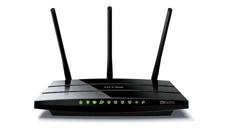 TP-Link Archer C1200 WiFi DualBand Gbit Router