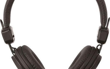 Sluchátka Buxton BHP 8600, černá
