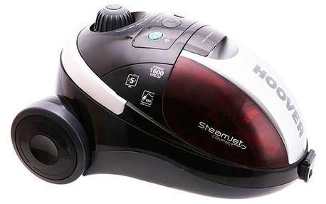 Parní čistič Hoover SCM1600 černý + Doprava zdarma