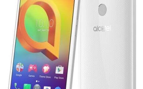 Mobilní telefon ALCATEL A3 5046D (5046D-2DALE11) bílý