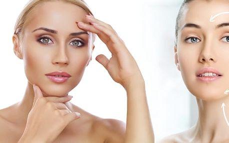 Laserové bezbolestné ošetření pleti s ruční lymfatickou masáží obličeje + aplikace kyseliny hyaluronové a kolagenu. Na výběr více variant. Omládnete o několik let.