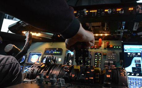 Simulátor letu na Messerschmitt BF-109 včetně úvodní instruktáž