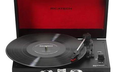 Gramofon RICATECH RTT21 Advanced Black
