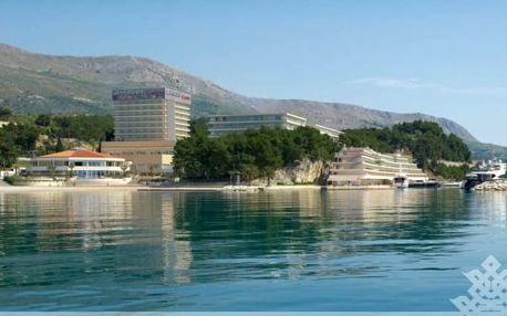 Chorvatsko, Střední Dalmácie, letecky na 4 dny se snídaní