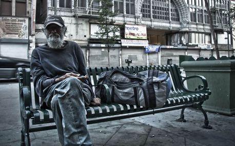 Poznej Prahu očima lidí bez domova