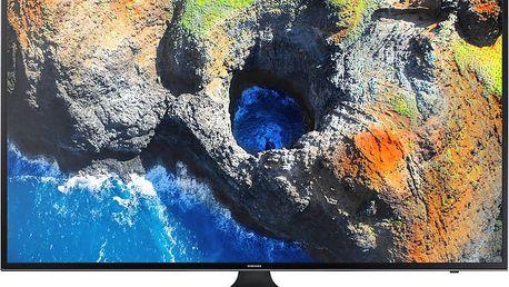 Samsung UE55MU6192 - 138cm - UE55MU6192UXXH + Flashdisk A-data 16GB v ceně 200 kč