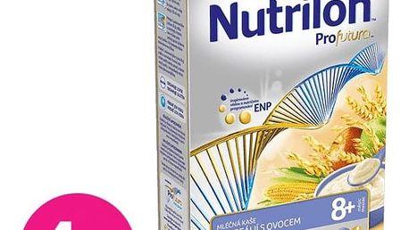 4x NUTRILON Profutura kaše 7 cereálií (225g)
