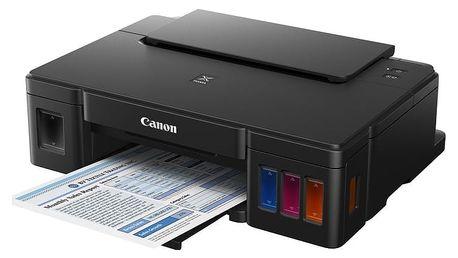 Canon PIXMA G1400, tankový systém, černá - 0629C009