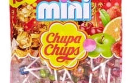 Chupa Chups lízátka mini 100ks
