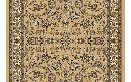 Spoltex Kusový koberec Samira 12002 beige, 80 x 150 cm