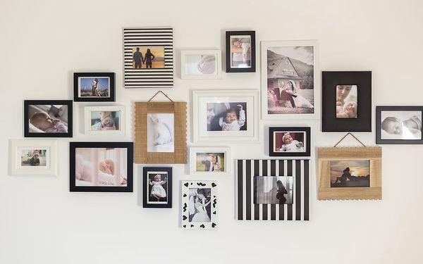 Fotokoláž doma