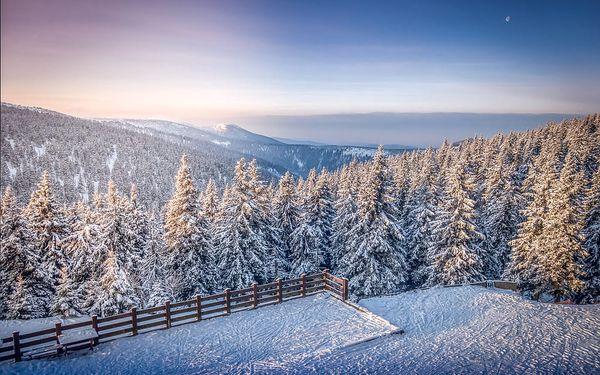 Silvestr na horách