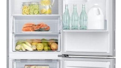 Kombinace chladničky s mrazničkou Samsung RB5000 RB37J5009SA/EF nerez + DOPRAVA ZDARMA