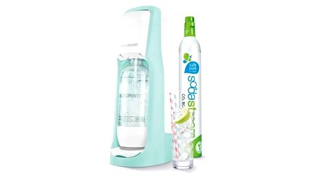 Výrobník sodové vody SodaStream Pastels JET PASTEL GREEN zelený + Doprava zdarma