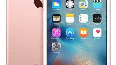 Mobilní telefon Apple iPhone 6s Plus 128GB - Rose Gold (MKUG2CN/A) + DOPRAVA ZDARMA