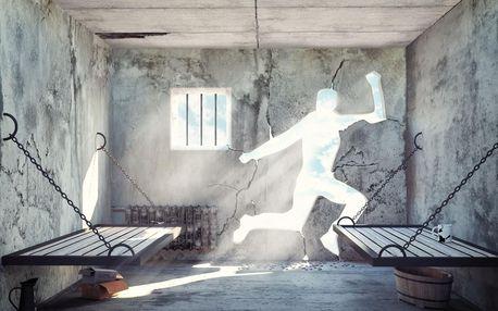 Úniková hra: Útěk z vězení pro 2 osoby